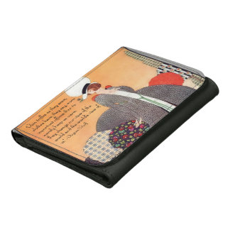 Vain Trifles Leather Wallets