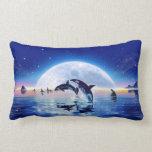 Vaina de orcas almohada