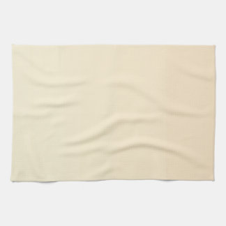 Vainilla a la pendiente profunda de la vertical de toalla de cocina