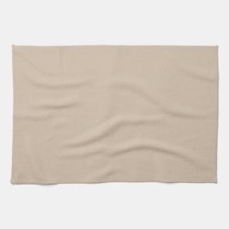 Vainilla oscura toallas de mano