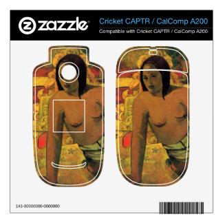 Vairumati by Eugène Henri Paul Gauguin Cricket CAPTR Skin