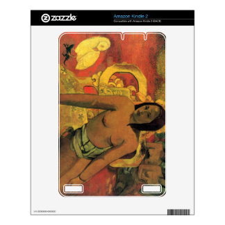 Vairumati by Eugène Henri Paul Gauguin Skin For Kindle 2