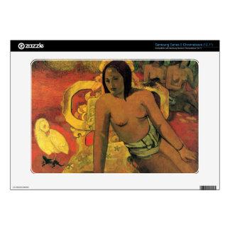 Vairumati by Eugène Henri Paul Gauguin Samsung Chromebook Skin