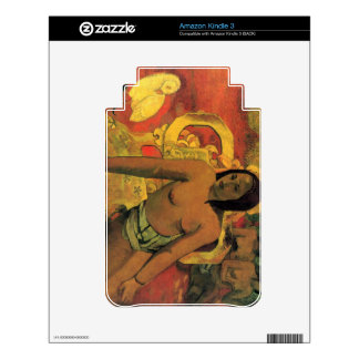 Vairumati by Eugène Henri Paul Gauguin Skin For The Kindle 3
