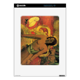 Vairumati by Eugène Henri Paul Gauguin Skin For iPad