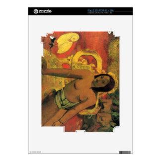 Vairumati by Eugène Henri Paul Gauguin iPad 2 Decal