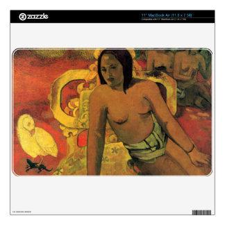 """Vairumati by Eugène Henri Paul Gauguin 11"""" MacBook Air Skins"""