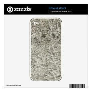 Vaison Skin Para El iPhone 4
