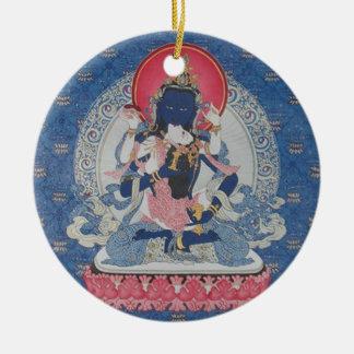 Vajrasattva and Consort Ornament