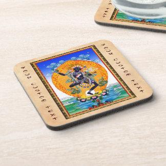 Vajravarahi Cool oriental tibetan Nairatmya Coaster