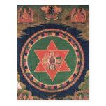 Vajravarahi Mandala Postcard