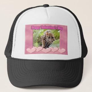 val-bengal-cat-00036-65x45 trucker hat
