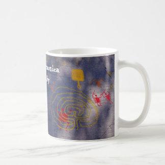 Val Camonica Labyrinth Classic White Coffee Mug