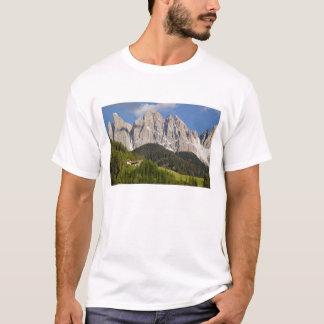 Val di Funes, Villnosstal, Dolomites, Italy T-Shirt