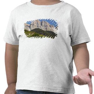 Val di Funes Villnosstal Dolomites Italy Tshirts