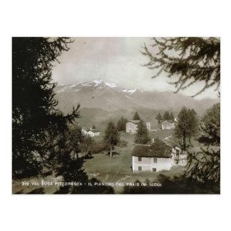 Val Susa Postcard