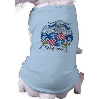 Valadares Family Crest Pet Clothing