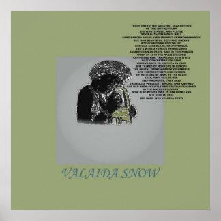 Valaida Snow Poster