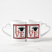 Valais Blacknose Sheep Lovers' Mugs