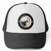 Valais Blacknose Sheep Society Logo Trucker Hat