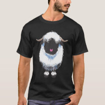 Valais Blacknose Sheep T-Shirt