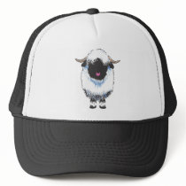 VALAIS BLACKNOSE SHEEP TRUCKER HAT
