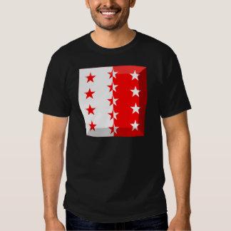 Valais Flag Gem T-shirt