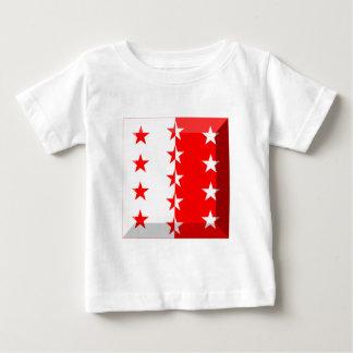 Valais Flag Gem Tshirt