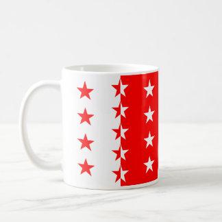 Valais, Switzerland Classic White Coffee Mug