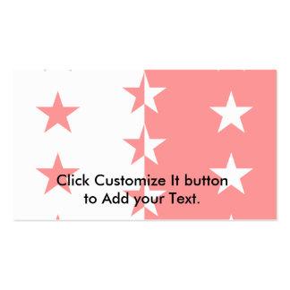 Valais Switzerland flag Business Card Templates