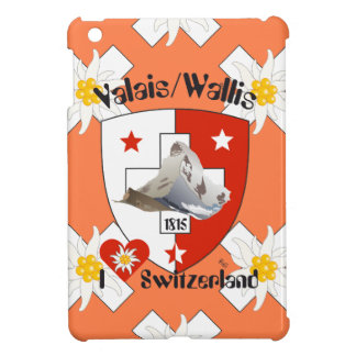Valais/Valais Suisse/Switzerland iPad mini coverin Cover For The iPad Mini