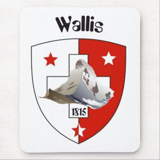 Valais Wallis Suisse Suiza Switzerland Mauspad Tapetes De Ratón
