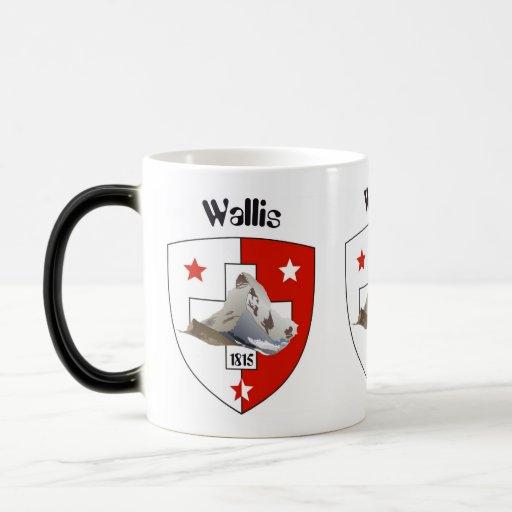 Valais, Wallis/Suisse/Suiza taza