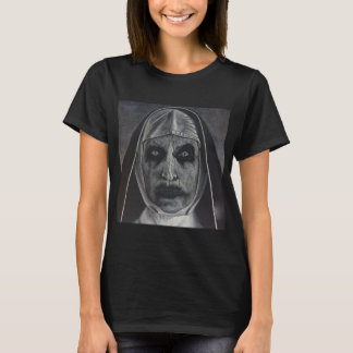 Valak From Conjuring 2 Womens T-shirt