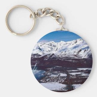 Valdez, Alaska Llaveros Personalizados