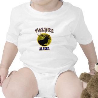 Valdez Alaska Trajes De Bebé