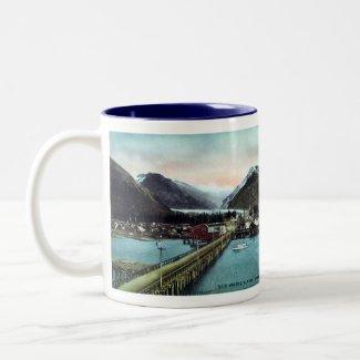 Valdez, Alaska, Souvenir Mug