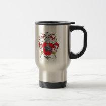 Valdez Family Crest Mug