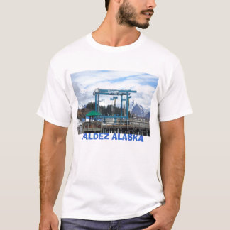 Valdez, VALDEZ ALASKA T-Shirt