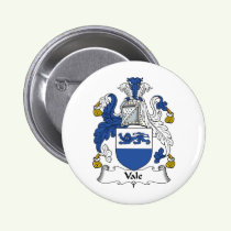 Vale Family Crest Button