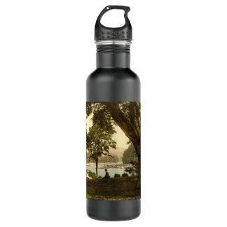 Vale of Avoca, County Wicklow, Ireland Water Bottle