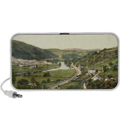 Vale of Avoca II, County Wicklow, Ireland Laptop Speakers