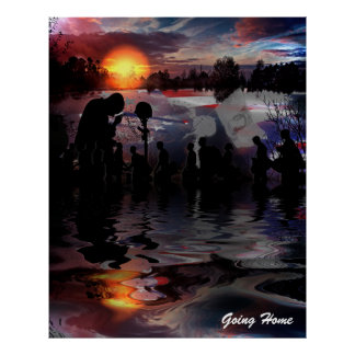 "Vale-of-Tears-2012-Going Home 40"" X ""50 Poster"