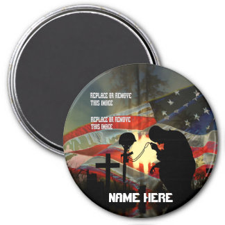 Vale of Tears Remembrance Magnet