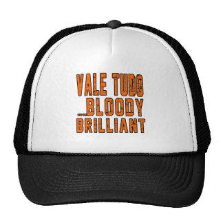 Vale Tudo Bloody brilliant Hats