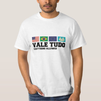 Vale Tudo T Shirt