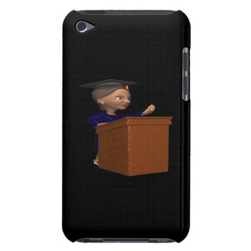 Valedictorian 2 iPod touch Case-Mate funda