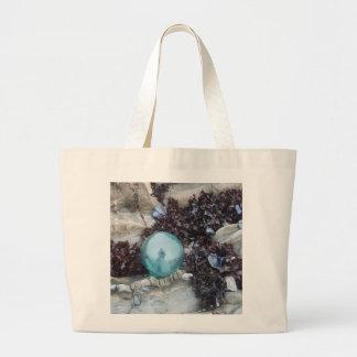 Valella de cristal del flotador y del valella bolsas de mano