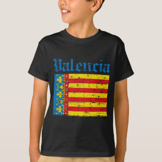 valencia City Designs T-Shirt
