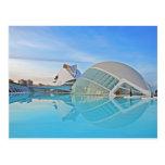 Valencia - Ciudad de las Artes y las Ciencias Postales